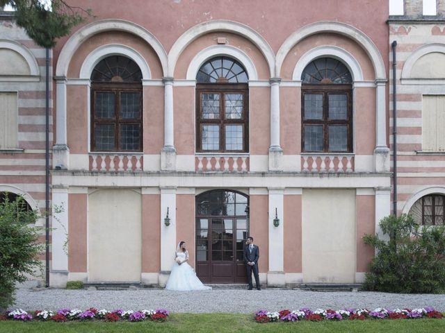 Il matrimonio di Francesco e Stefania a Brescia, Brescia 77