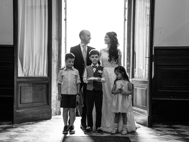 Il matrimonio di Andrea e Nadia a Roma, Roma 7