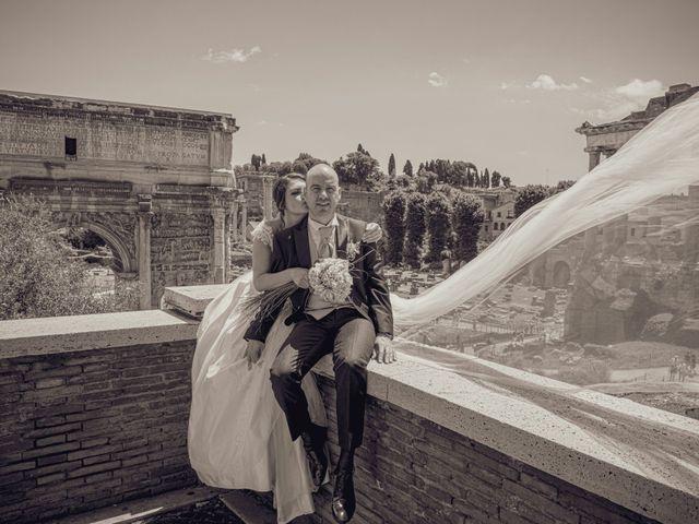 Il matrimonio di Andrea e Nadia a Roma, Roma 10