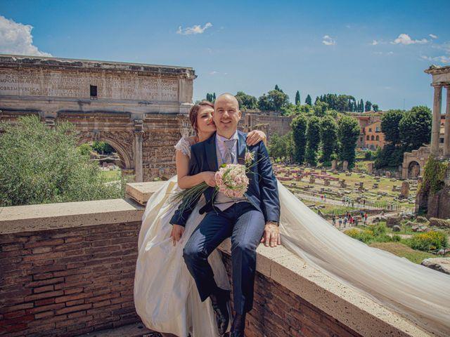 Il matrimonio di Andrea e Nadia a Roma, Roma 12