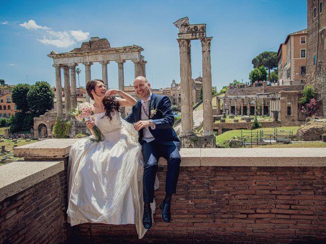 Il matrimonio di Andrea e Nadia a Roma, Roma 13