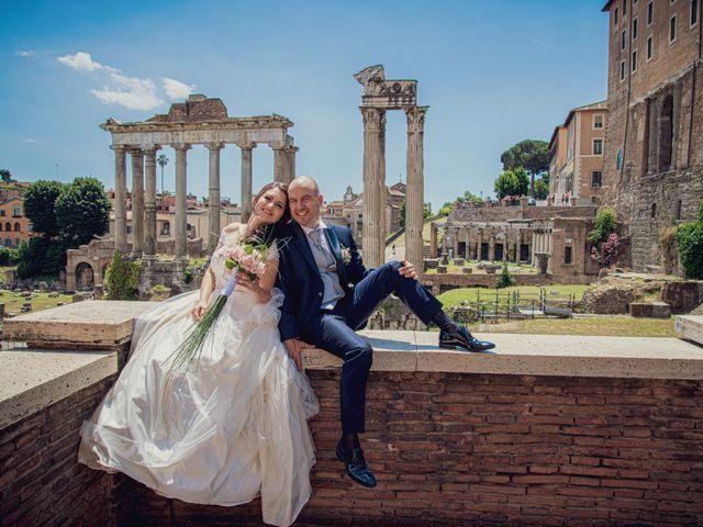 Il matrimonio di Andrea e Nadia a Roma, Roma 14