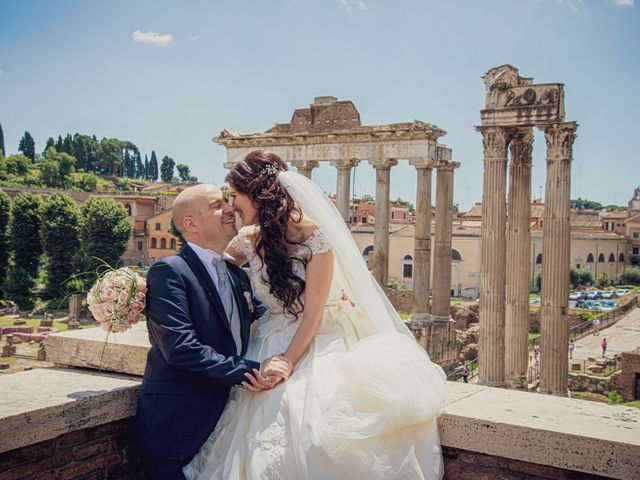 Il matrimonio di Andrea e Nadia a Roma, Roma 15