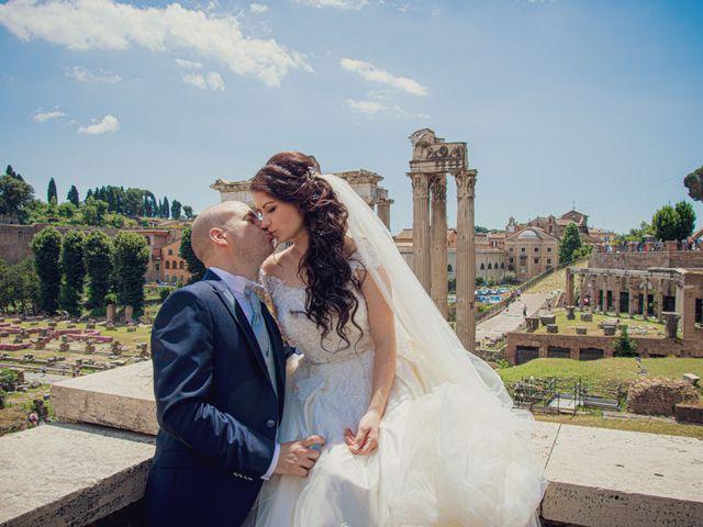 Il matrimonio di Andrea e Nadia a Roma, Roma 16