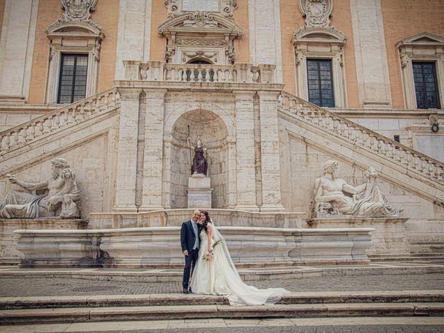 Il matrimonio di Andrea e Nadia a Roma, Roma 17
