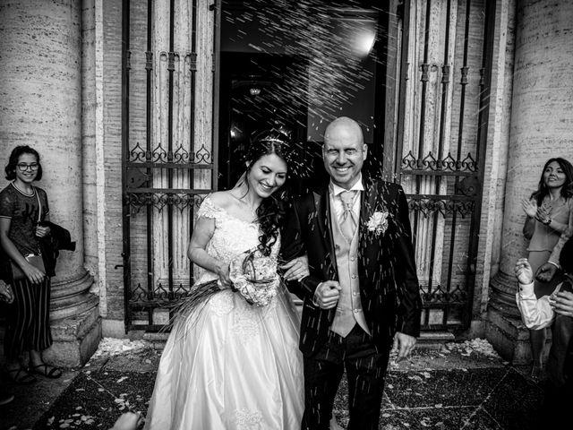 Il matrimonio di Andrea e Nadia a Roma, Roma 18