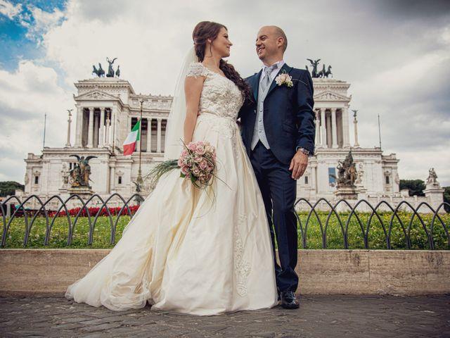 Il matrimonio di Andrea e Nadia a Roma, Roma 24