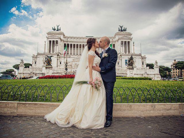 Il matrimonio di Andrea e Nadia a Roma, Roma 25