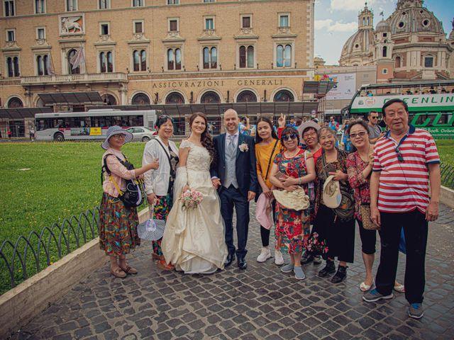 Il matrimonio di Andrea e Nadia a Roma, Roma 28