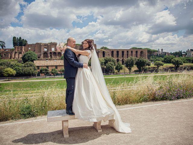 Il matrimonio di Andrea e Nadia a Roma, Roma 30
