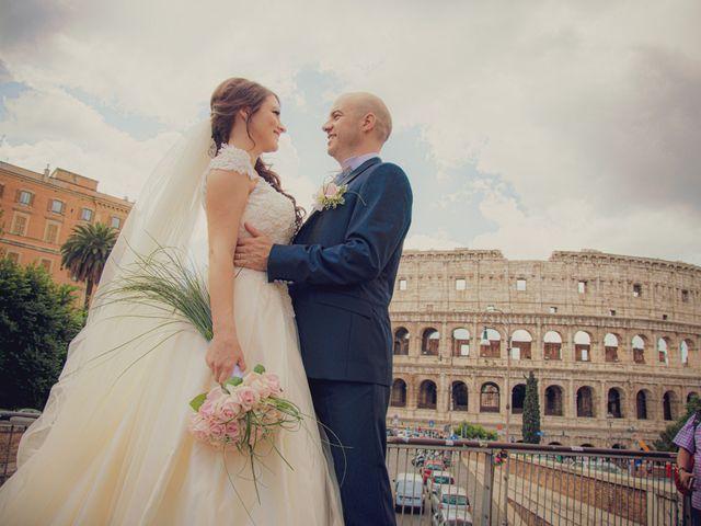 Il matrimonio di Andrea e Nadia a Roma, Roma 31