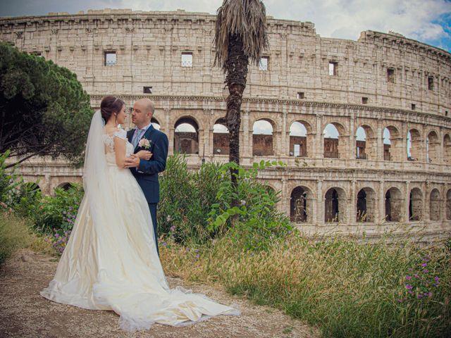 Il matrimonio di Andrea e Nadia a Roma, Roma 33
