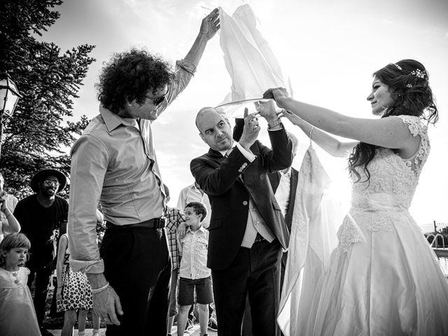 Il matrimonio di Andrea e Nadia a Roma, Roma 34
