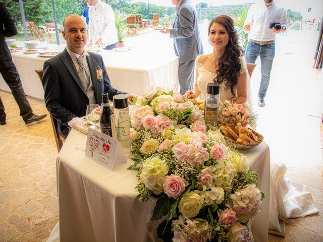 Il matrimonio di Andrea e Nadia a Roma, Roma 36