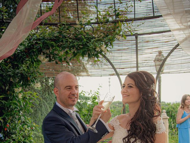 Il matrimonio di Andrea e Nadia a Roma, Roma 40