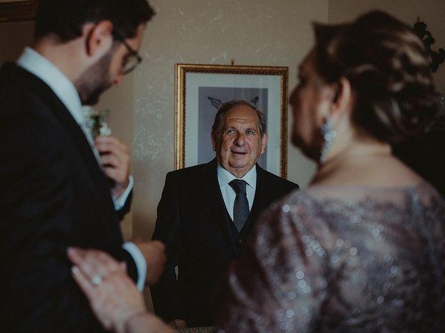 Il matrimonio di Claudia e Sergio a Castellammare del Golfo, Trapani 2
