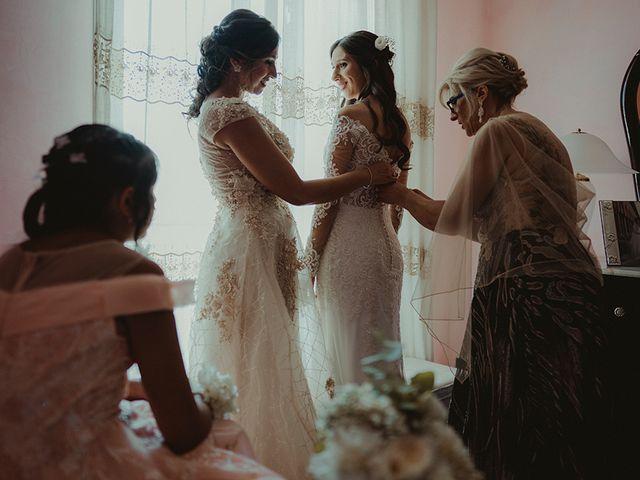 Il matrimonio di Claudia e Sergio a Castellammare del Golfo, Trapani 5