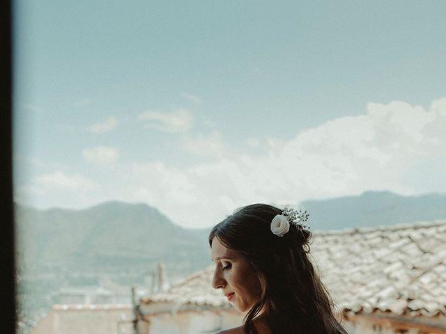 Il matrimonio di Claudia e Sergio a Castellammare del Golfo, Trapani 6