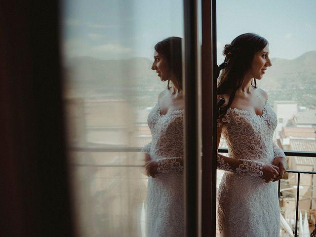 Il matrimonio di Claudia e Sergio a Castellammare del Golfo, Trapani 8