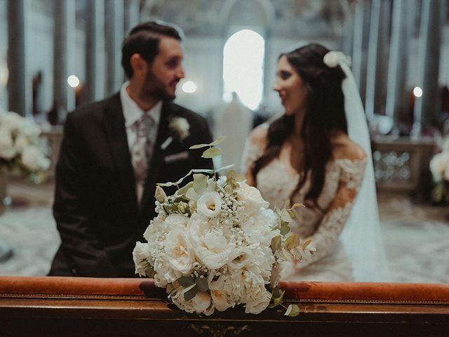 Il matrimonio di Claudia e Sergio a Castellammare del Golfo, Trapani 11