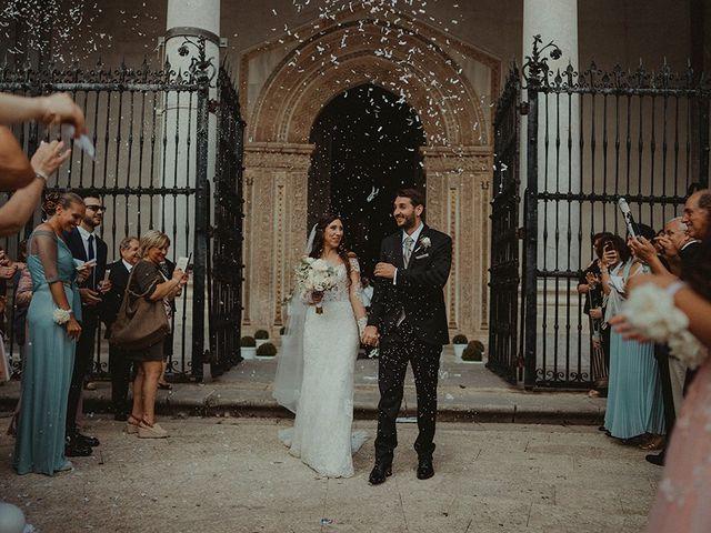 Il matrimonio di Claudia e Sergio a Castellammare del Golfo, Trapani 12