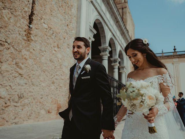 Il matrimonio di Claudia e Sergio a Castellammare del Golfo, Trapani 13