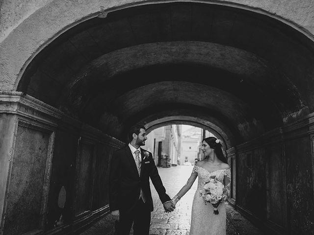 Il matrimonio di Claudia e Sergio a Castellammare del Golfo, Trapani 14