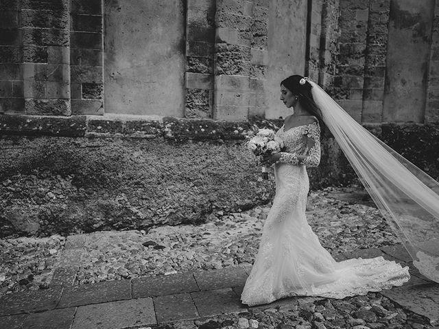 Il matrimonio di Claudia e Sergio a Castellammare del Golfo, Trapani 16