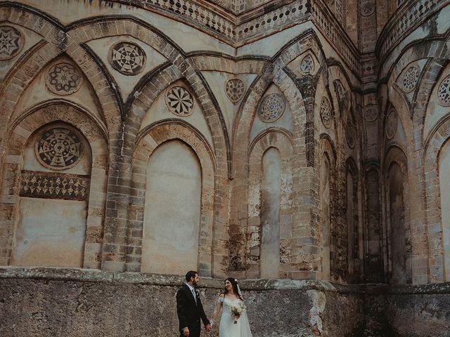 Il matrimonio di Claudia e Sergio a Castellammare del Golfo, Trapani 17
