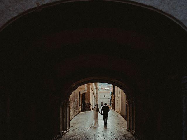 Il matrimonio di Claudia e Sergio a Castellammare del Golfo, Trapani 19