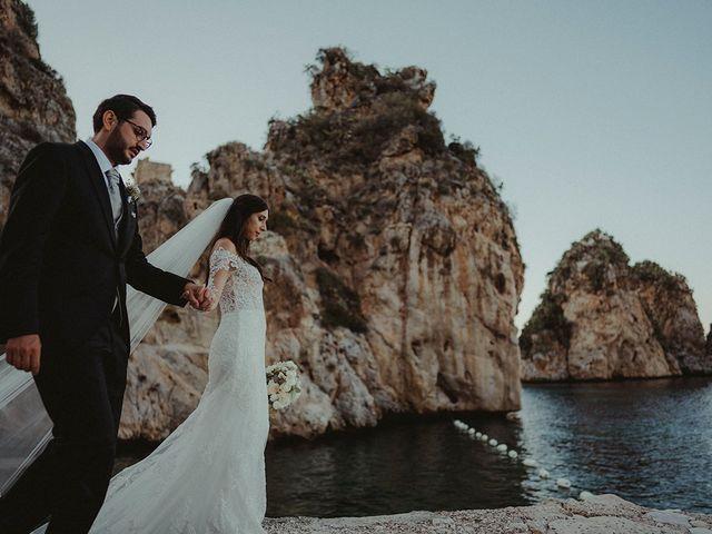 Il matrimonio di Claudia e Sergio a Castellammare del Golfo, Trapani 21