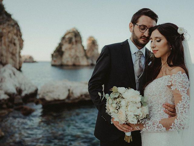 Il matrimonio di Claudia e Sergio a Castellammare del Golfo, Trapani 22