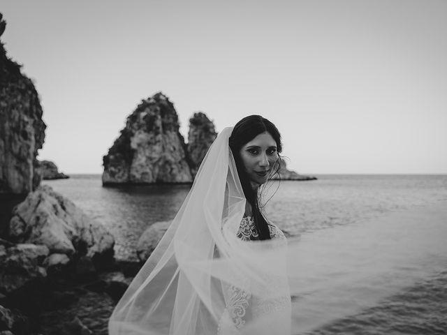 Il matrimonio di Claudia e Sergio a Castellammare del Golfo, Trapani 29