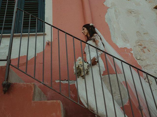 Il matrimonio di Claudia e Sergio a Castellammare del Golfo, Trapani 31