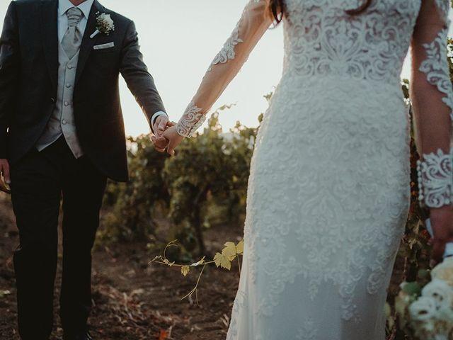 Il matrimonio di Claudia e Sergio a Castellammare del Golfo, Trapani 33