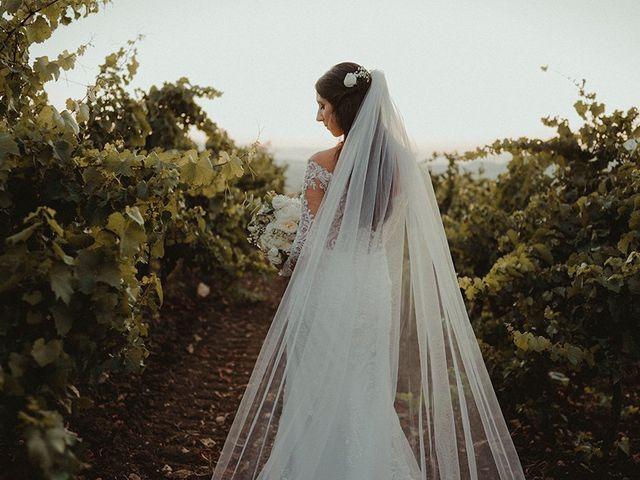 Il matrimonio di Claudia e Sergio a Castellammare del Golfo, Trapani 34