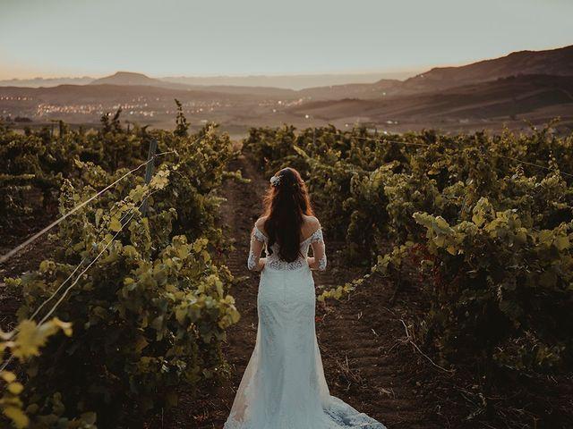 Il matrimonio di Claudia e Sergio a Castellammare del Golfo, Trapani 35