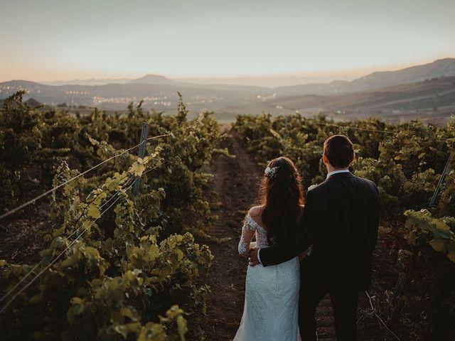 Il matrimonio di Claudia e Sergio a Castellammare del Golfo, Trapani 37