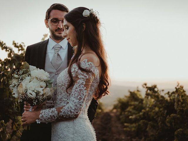 Il matrimonio di Claudia e Sergio a Castellammare del Golfo, Trapani 38