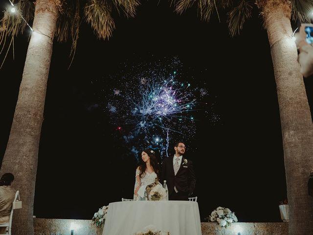 Il matrimonio di Claudia e Sergio a Castellammare del Golfo, Trapani 43