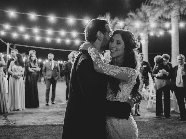 Il matrimonio di Claudia e Sergio a Castellammare del Golfo, Trapani 44