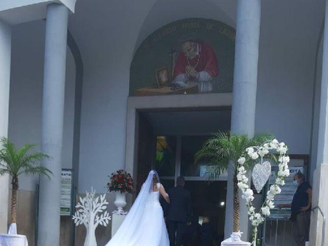 Il matrimonio di Massimiliano  e Carmela  a Acerra, Napoli 5