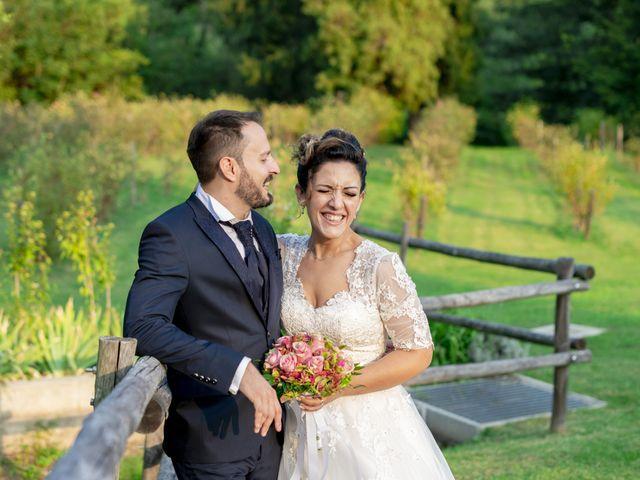 Il matrimonio di Marco e Jaqueline a Roppolo, Biella 1