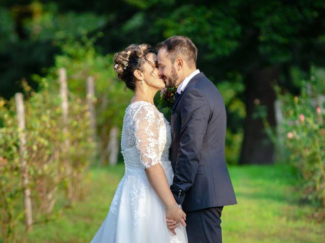 Il matrimonio di Marco e Jaqueline a Roppolo, Biella 2