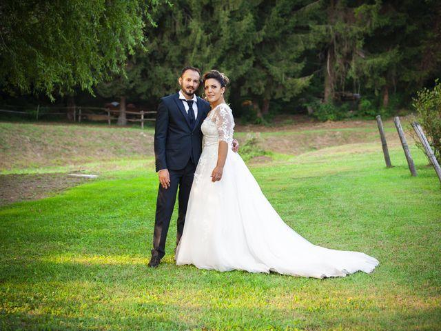 Il matrimonio di Marco e Jaqueline a Roppolo, Biella 7