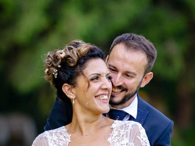 Il matrimonio di Marco e Jaqueline a Roppolo, Biella 8