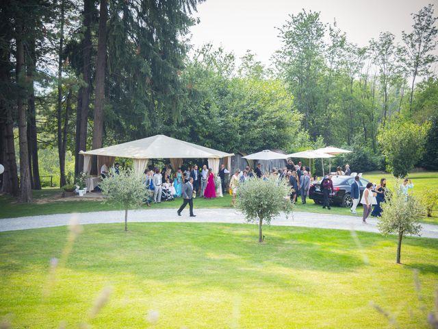 Il matrimonio di Marco e Jaqueline a Roppolo, Biella 12