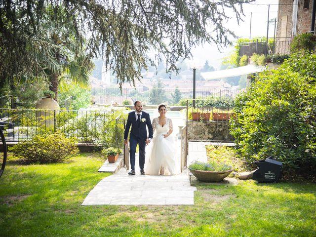 Il matrimonio di Marco e Jaqueline a Roppolo, Biella 15