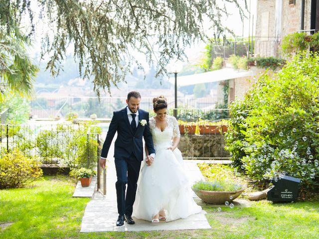 Il matrimonio di Marco e Jaqueline a Roppolo, Biella 17