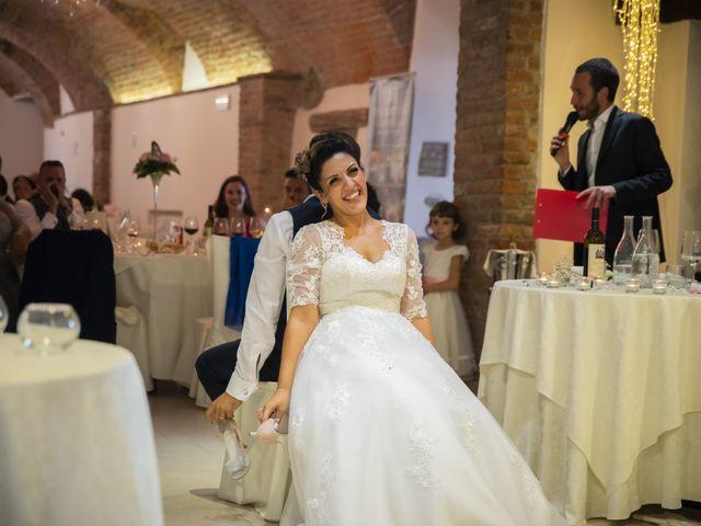 Il matrimonio di Marco e Jaqueline a Roppolo, Biella 25
